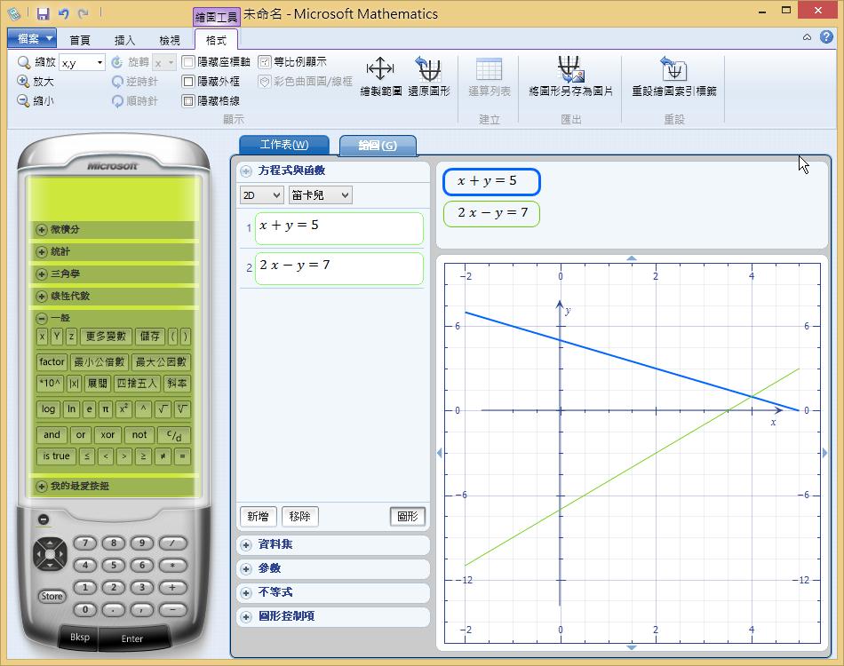 圖解方程式